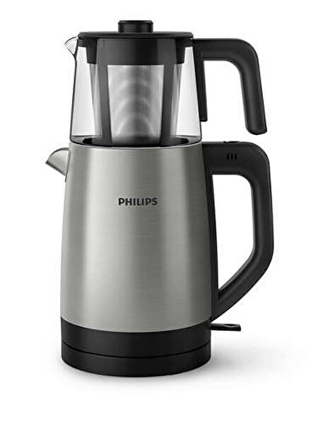 Picture of  Philips HD7303/00 Viva Collection Çay Makinesi - Cam Demlik
