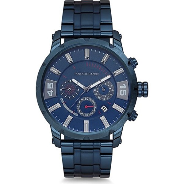 Picture of Polo Exchange PX0040-05 Men Wrist Watch