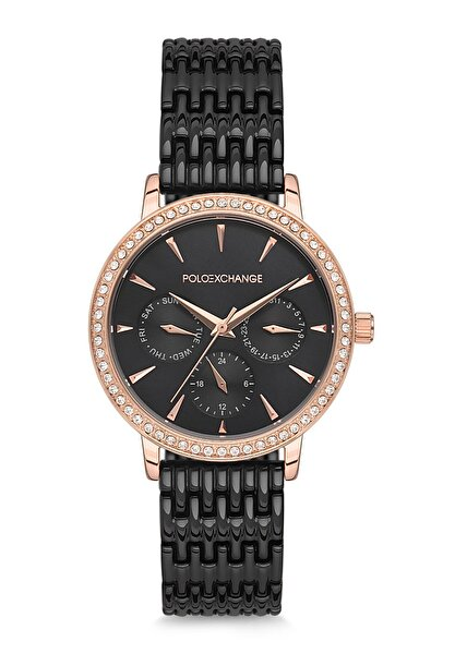 Picture of Polo Exchange PX0140-04 Women Wrist Watch