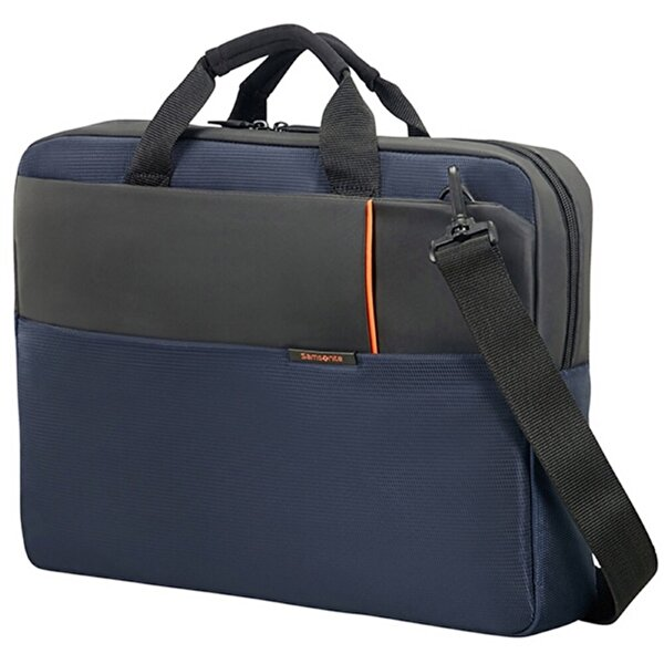 "Picture of Samsonite 16N-01-003 17.3 ""Qibyte Notebook Case Blue"