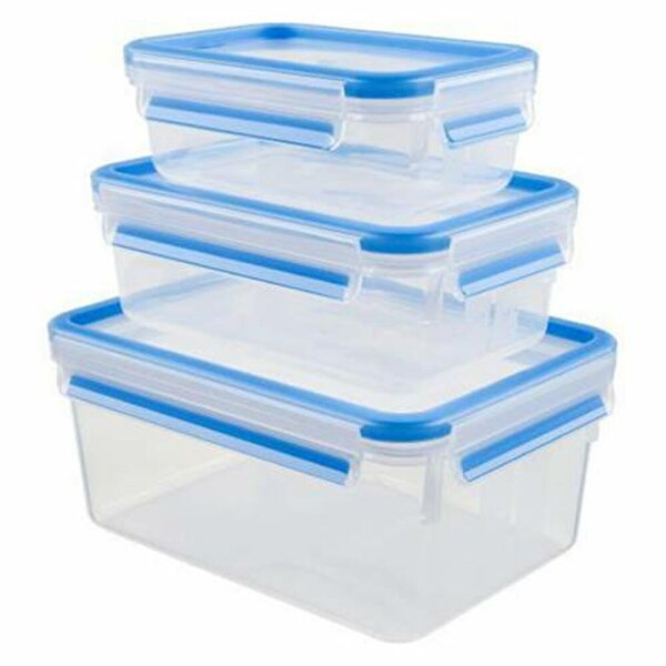 Picture of Tefal Masterseal Fresh Food Storage Container Set Triple