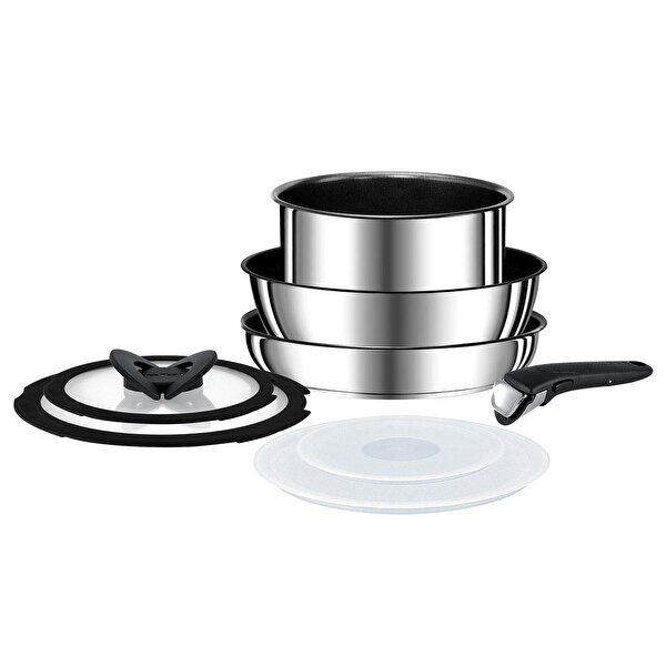 Picture of Tefal Titanium Ingenio Preference Mid Pan Set
