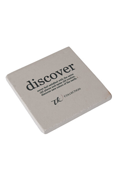 Picture of  TK Collection Discover Stone Coaster