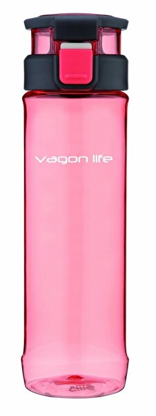 Picture of Vagonlife VGN1715 730 ML Pink Waterbottle