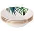 Picture of Porland Exotic Bowl, 12 cm with set of 6