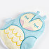 Picture of Babyjem Cherry Core Blue Owl Pillow
