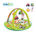 Picture of  Babyjem Play Cushion Farm Round With Toys