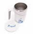 Picture of Biggdesign AnemosS Bream Patterned 470 ml Tiltable Steel Thermos Mug