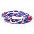 Picture of BiggDesign AnemosS Fishing Hook Detaile Men's Rope Bracelet - Blue & Red