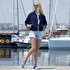 Picture of BiggDesign AnemoSS Sailor Girl Jeans Jacket