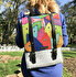Picture of BiggDesign Fertility Fish Felt Backpack