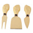 Picture of  Biggdesign Cats in İstanbul Cheese Knife Set, 3-pieces