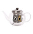 Picture of BiggDesign Cats in İstanbul Strainer Teapot 600ML