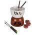 Picture of  Biggdesign 'My Eyes on You' Fondue Set
