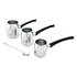 Picture of Hisar Lizbon Turkish Coffee 4 Piece Pot Set