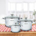 Picture of Korkmaz A1967 Aqua Jr. Cookware 6 Pieces