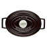 Picture of Lava Oval Cast Iron Dutch Oven 21 x 27 cm