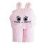Picture of Milk & Moo Canchin Rabbit Velvet Hooded Baby Towel