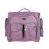 Picture of Babyjem Denim Mommy Nappy Bag - Pink