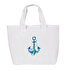 Picture of Biggdesign Anemoss Anchor Pattern Eva Bag