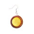 Picture of BiggDesign Hittite Patterened Earrings