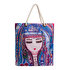 "Picture of BiggDesign ""Blue Water"" Patterned Beach Bag - Blue"