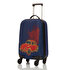 Picture of BiggDesign Artist Design Canvas Luggage Cars