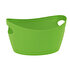 Picture of KOZIOL 5732568 Bottichell Green Basket Medium Size