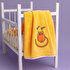 Picture of Milk&Moo Tombish Cat Baby Blanket