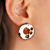 Picture of Tash Design Trace Earrings